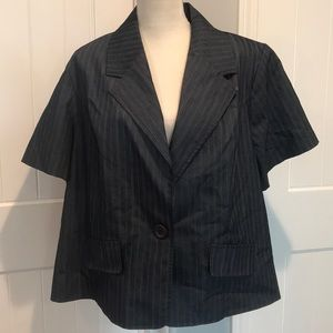Dress Barn Woman Blazer Jacket 22W
